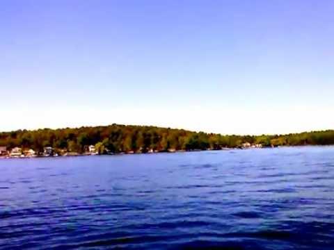 Passez un week-end au bord du lac Kerné Uhel