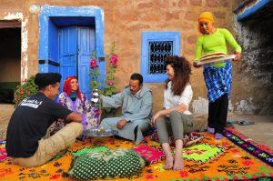 Voyager au Maroc