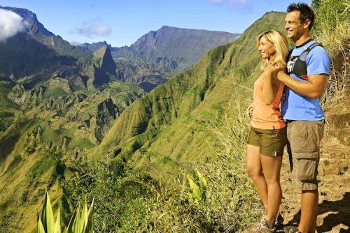 Découvrir les magnifiques paysages que propose l'île de la réunion