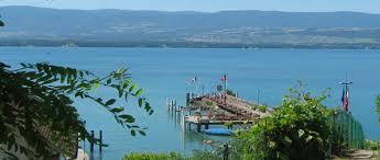 Un week end en famille sur les bords du lac Leman