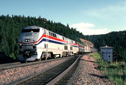 train Amtrak