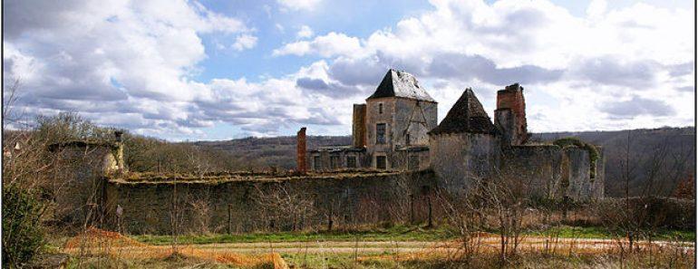 Ruines du château du Repaire