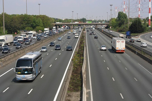 voyage marseille autoroute A6