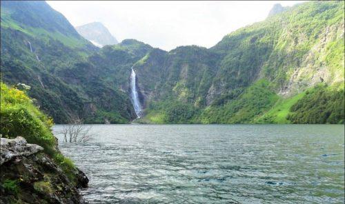 Le Lac d'Oô - Vallée d'Astau