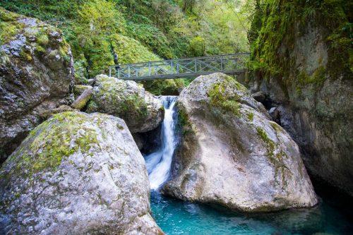 Les Gorges de Kakuetta Pays Basque